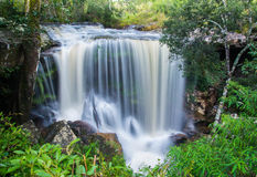 Waterfall Thailand Stock Image