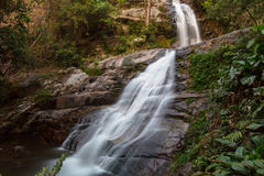 Waterfall in Thailand Royalty Free Stock Image