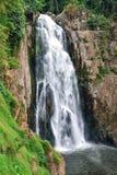 Waterfall in Thailand. Heo Narok Waterfall in Khao Yai National Park, Prachinburi, Thailand Stock Images