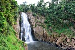 Waterfall in Thailand. Heo Narok Waterfall in Khao Yai National Park, Prachinburi, Thailand Royalty Free Stock Photo
