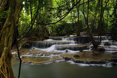 Waterfall in Thailand-3 Stock Images