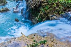 Waterfall of Thailand, Thi Lo su Royalty Free Stock Photos