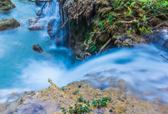 Waterfall of Thailand, Thi Lo su Royalty Free Stock Images