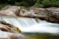 The waterfall Stock Photo