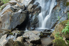 Waterfall in thailand. Royalty Free Stock Images
