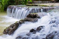 Waterfall in Thanbok Khoranee National Park, Krabi Royalty Free Stock Image