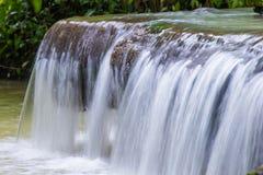 Waterfall in Thanbok Khoranee National Park, Krabi Royalty Free Stock Photo