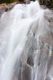 Waterfall Timed Exposure Royalty Free Stock Photo
