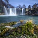Waterfall Tobalina Pedrosa Stock Images