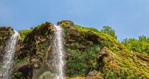 Waterfall top Royalty Free Stock Photo