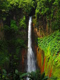 Waterfall Toro Amarillo Royalty Free Stock Photography