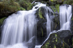Waterfall, Triberg, Black Forest, Germany royalty free stock photography