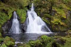 Waterfall, Triberg, Black Forest, Germany Stock Photography