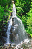 Waterfall in Trusetal,Thuringia Stock Photos