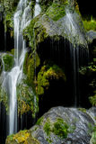 Waterfall of the Tuffs Royalty Free Stock Photo