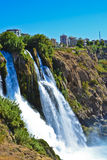 Waterfall in Turkey Stock Photo
