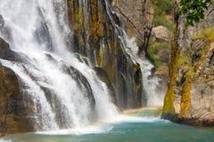 Waterfall, Turkey Royalty Free Stock Photos