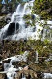 Waterfall. Twindefossen Waterfall in Norway.2016 royalty free stock photos