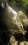 Waterfall Uchan-Su, Crimea Stock Image