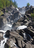 Waterfall Uchar Royalty Free Stock Images