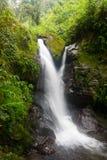Waterfall, uganda Royalty Free Stock Photography
