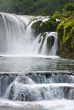 Waterfall on Una river Stock Photography