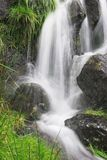 Waterfall up close Royalty Free Stock Photos