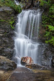Waterfall. In the valley of the waters Royalty Free Stock Photos