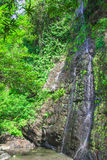 Waterfall in Vang Vieng. Jungle in Vang Vieng Laos Stock Images