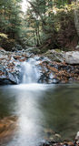 Waterfall in Vermont Stock Image