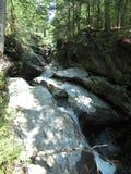 Waterfall in Vermont Stock Photo