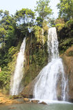 Waterfall in Vietnam Royalty Free Stock Photo