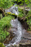 Waterfall view in Norway summer trip Royalty Free Stock Images