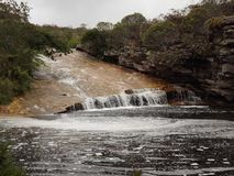 Waterfall, Water, Body Of Water, Water Resources royalty free stock photography