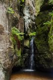 Waterfall, Water, Nature, Body Of Water Royalty Free Stock Images