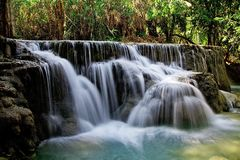 Waterfall, Water, Nature, Watercourse Royalty Free Stock Photos