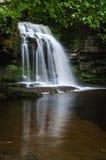 Waterfall - West Burton - Couldron Falls Stock Photo