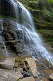 Waterfall in West Virginia Royalty Free Stock Photos