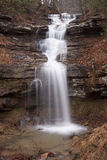 Waterfall In West Virginia. Royalty Free Stock Images