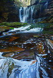 Waterfall in West Virginia Stock Photos