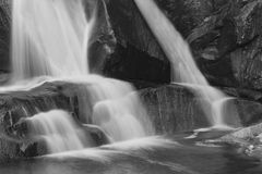 Waterfall at the Wilderness National Park Royalty Free Stock Photo