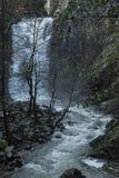 Waterfall, Yalova, Turkey Royalty Free Stock Photos