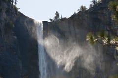 Waterfall Yosemite Stock Images