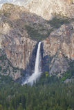Waterfall in yosemite national park Royalty Free Stock Photos