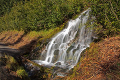 Waterfalls. Columbia River Gorge National Scenic Area, Oregon, U.S.A Royalty Free Stock Photos
