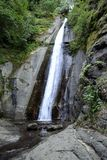 Waterfalls. In Smolari village Macedonia Stock Photo