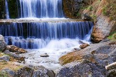 Waterfalls Royalty Free Stock Photo