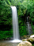 Waterfalls. This is Mahua Waterfall in Sabah, North Borneo Stock Photo
