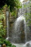 Waterfalls. Small waterfalls in south china botanical garden of guangzhou city stock image