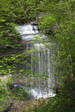 Big Clifty Falls in Clifty Fall State Park, Indiana Stock Image